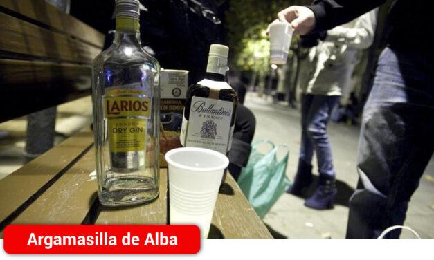 Se prohíbe el consumo de bebidas en las vías y espacios públicos
