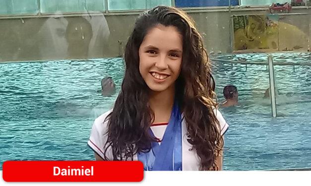 Laura Cabanes, nuevamente convocada con la Selección Española de Natación