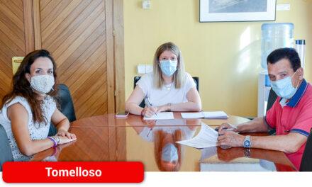 Ayuntamiento y Atlético Tomelloso firman un acuerdo de colaboración