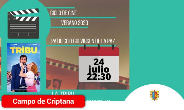 La localidad apuesta por el cine de verano como actividad lúdica para este verano