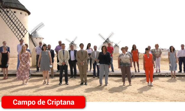 El proyecto Autocaravanas Ciudad Real implicará a 20 municipios que se dotarán de áreas de servicio para atraer visitantes y adaptarse al turismo del siglo XXI