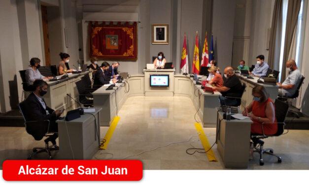 El pleno del Ayuntamiento aprueba 5,5 millones de euros para hacer frente a la remunicipalización de Aguas de Alcázar