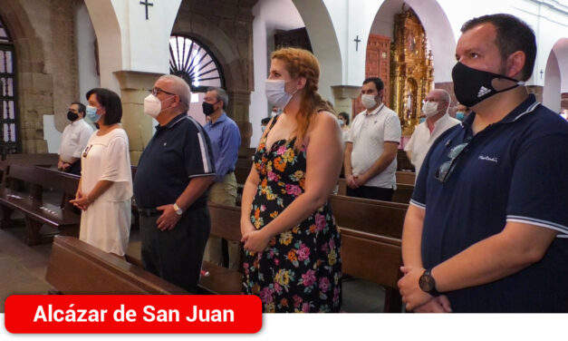 El sector hostelero homenajea a sus compañeros fallecidos en la pandemía en el día de Santa Marta