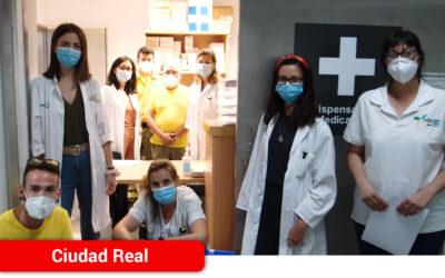 La Farmacia Hospitalaria de Ciudad Real realiza atención farmacéutica y dispensación de 5.000 medicamentos en los domicilios de los pacientes