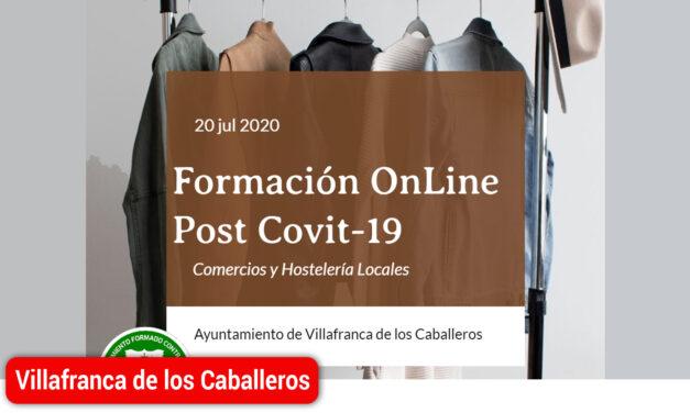 """El Ayuntamiento ofrecerá una sesión formación post covid """"online"""" gratuita para los comercios y establecimientos hosteleros locales"""