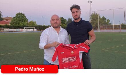 Nuevo fichaje del Atlético Pedro Muñoz Izan Rodrigañez