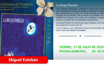 'La bruja pinreles' llega el 17 de julio