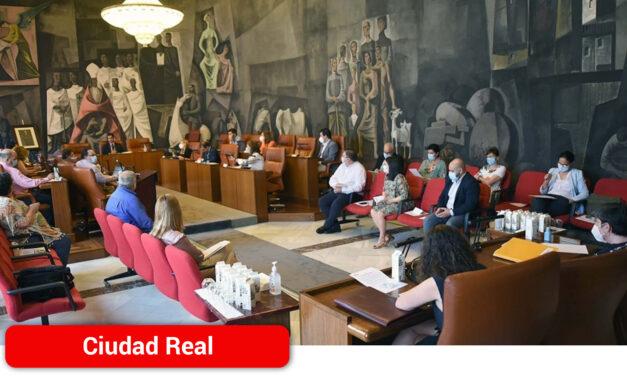 El Pleno aprueba inversiones e intervenciones acordadas por unanimidad en la Comisión para la Recuperación Socioeconómica de la provincia