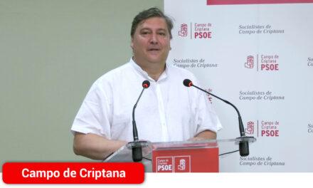 El Grupo Municipal Socialista anuncia la inversión de 450.000 euros en el patrimonio cultural e histórico para incentivar y reactivar el turismo en la localidad