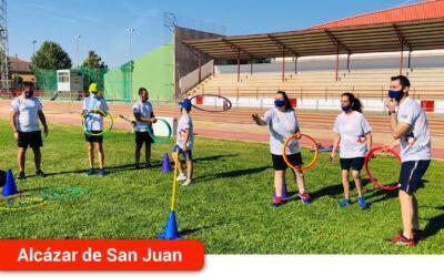 Se celebra el I Campus Deporte Adaptado