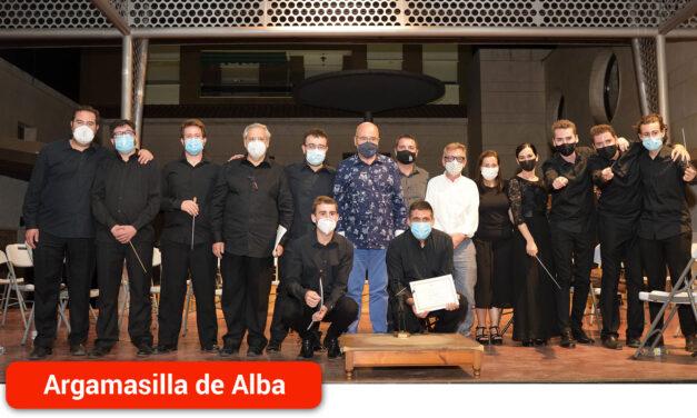 El Concierto de Directores se clausuró XVIII Curso Internacional de Dirección de Bandas de Música