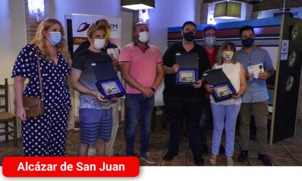 ASECEM entrega los premios a la mejor textura, sabor y originalidad del I Concurso 'Nuestra Croqueta'