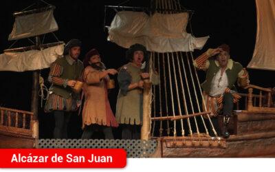 'La primera vuelta al mundo' rememora la hazaña de Juan Sebastián Elcano y Fernando de Magallanes para un público infantil y familiar en los Escenarios para el Reencuentro