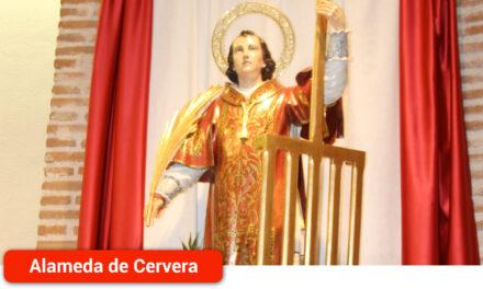 Las celebraciones de San Lorenzo se han hecho en un ambiente familiar y sin fiesta en la calle