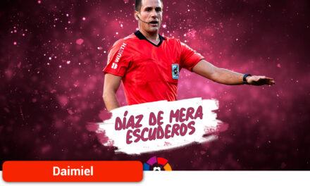 Díaz de Mera Escuderos asciende a Primera División