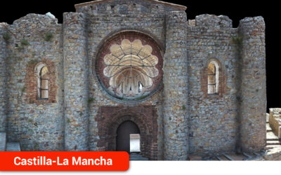 El patrimonio cultural de Castilla-La Mancha en 3D destaca a nivel mundial