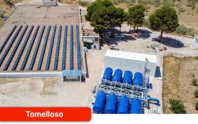 La nueva Estación de Filtrado de los depósitos de Santa María ya está en periodo de pruebas