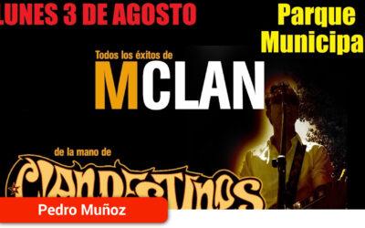 """Clandestinos"" nos trae ""Tributo a MCLAN"""
