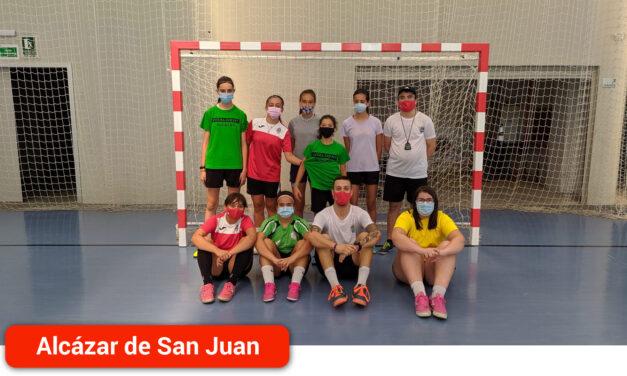 VI Clinic de Fútbol Sala