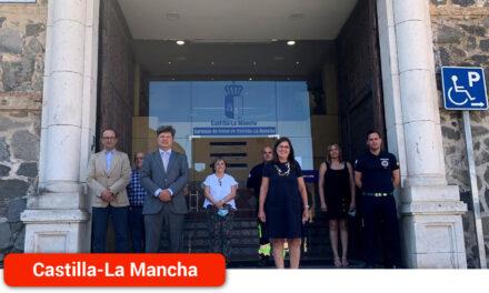 El doctor Miguel Ángel Atoche, nuevo director de la Gerencia de Urgencias, Emergencias y Transporte Sanitario