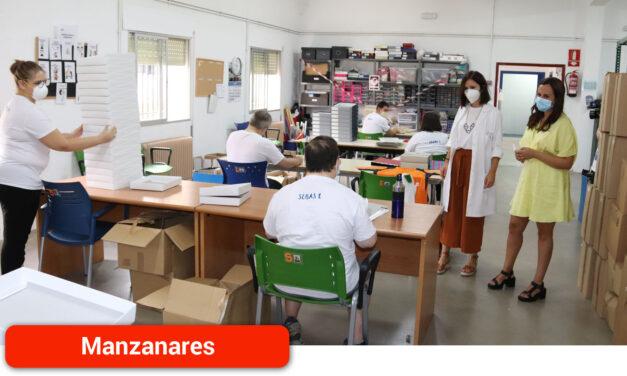 Concienciación y buena adaptación en el nuevo curso del Centro Ocupacional