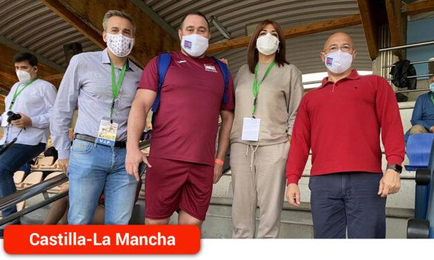 Castilla-La Mancha es una de las regiones donde se puede garantizar la celebración de eventos deportivos de carácter nacional