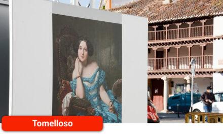 """La exposición """"El Prado en las calles"""" incluye visitas guiadas todos los días previa petición"""