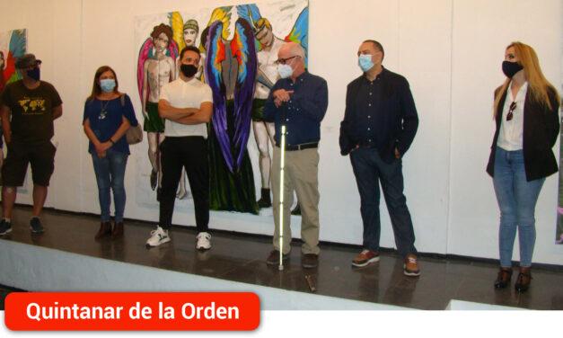 """El Dorado abre sus puertas a """"Versión Original"""" de Mario Vela, una explosión de color y figurativismo"""