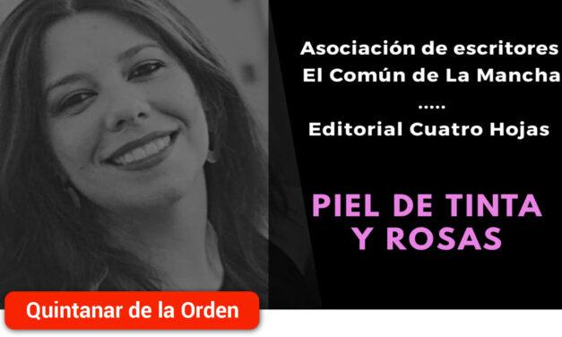 Elisa Sánchez Coronado presenta su primera obra y firmará ejemplares este domingo