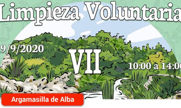El Ayuntamiento colabora con la VII Limpieza Voluntaria de las Lagunas de Ruidera
