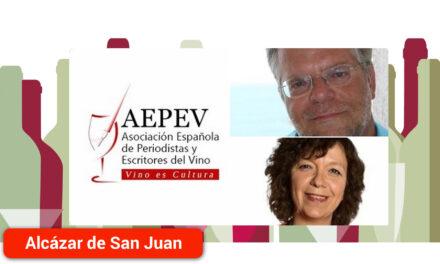 Rosa Melchor protagoniza el inicio de las actividades programadas por la Asociación de Periodistas y Escritores del Vino (AEPEV)