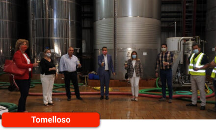 El Gobierno regional aboga por la calidad del vino en una campaña con nuevas medidas para que el sector siga siendo rentable