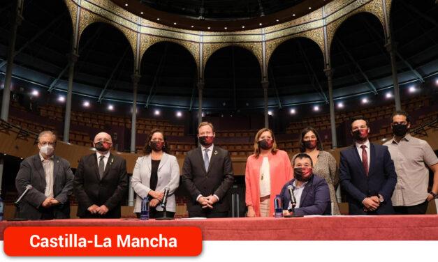 El Gobierno regional celebrará de forma virtual la XXIV Feria de Artes Escénicas y Musicales de Castilla-La Mancha