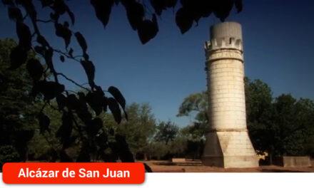 Aguas de Alcázar trabaja en la reparación de una avería en Perdigueras causada por un rayo