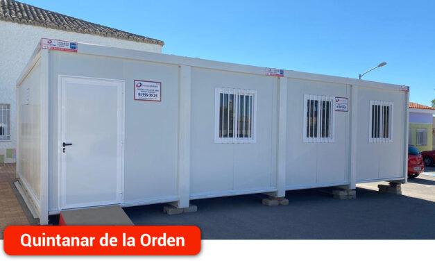 El Ayuntamiento dota a Asprodiq de un aula prefabricada además de otras ayudas materiales