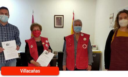Ayuntamiento y Cruz Roja concretan su colaboración a través de un convenio para apoyar el proyecto de atención a personas vulnerables de la ONG