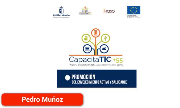 Programa de Capacitación y Promoción Digital dirigido a las personas mayores de 55 años