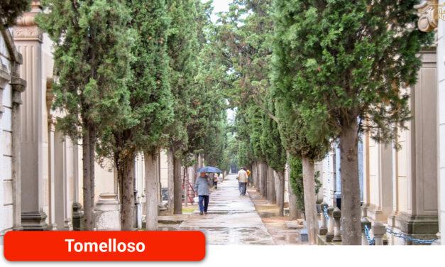 El Ayuntamiento abrirá el Cementerio Municipal en la Festividad de Todos los Santos