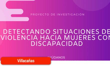CEMUDIS celebrará un taller sobre situaciones de violencia hacia las mujeres y niñas con discapacidad