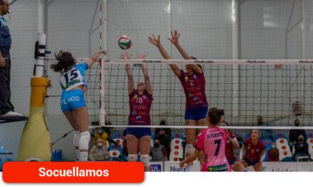 El Club Voleibol KIELE inicia la Liga Iberdrola en el Gran Gaby