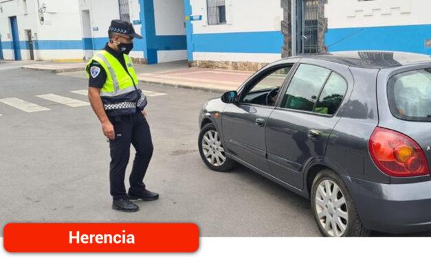 La Policía Local lleva a cabo una nueva campaña de vigilancia y control de velocidad en diferentes puntos del municipio