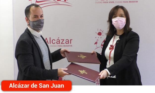 Los Ayuntamientos de Herencia y Alcázar de San Juan acuerdan iniciar las obras del Puente de Valdespino