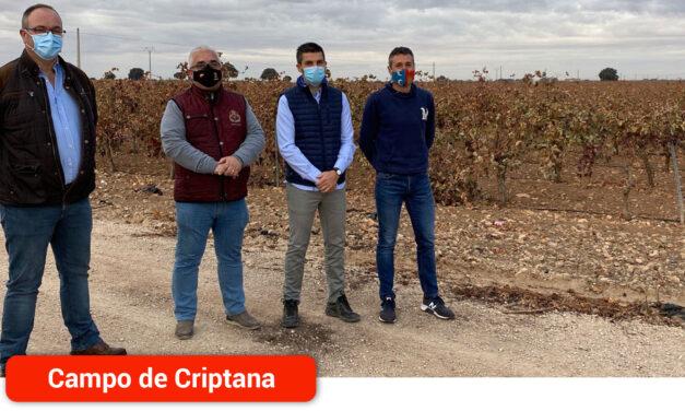 Campo de Criptana y Pedro Muñoz acuerdan el arreglo conjunto del Camino de los Pimenteros