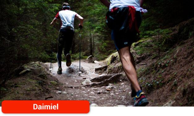 Nace 'Tablas Trail', el primer club daimieleño para los amantes de las rutas de montaña