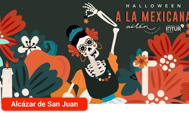 Disfruta de la fiesta de Halloween a la mexicana en el restaurante Airén del Hotel Intur