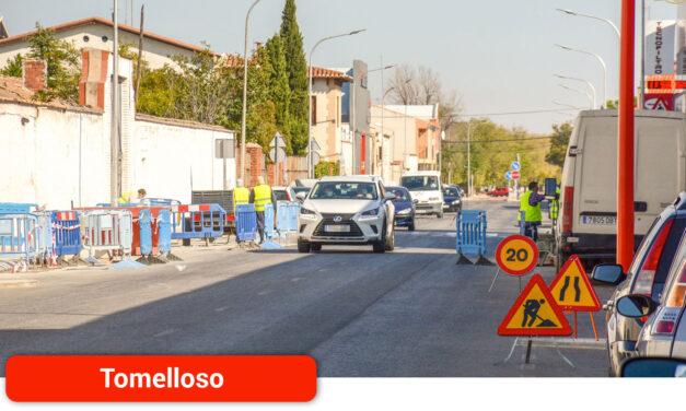 Comienza la segunda fase del proyecto de accesibilidad en la avenida Virgen de las Viñas
