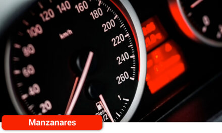 La velocidad de la Avenida del Parque será controlada por radar a partir del día 23 de octubre