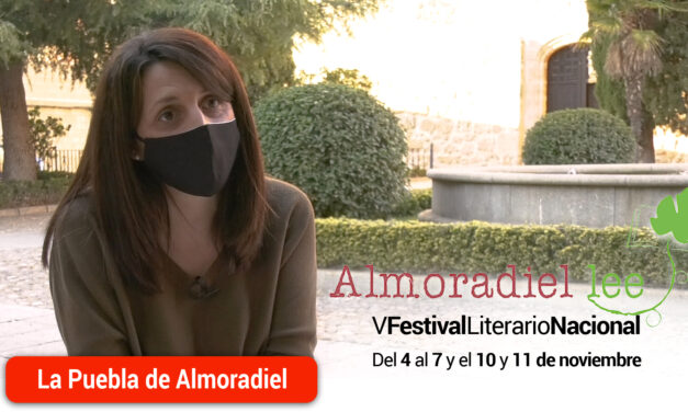 El mes de noviembre se convierte en la capital del libro con el V Festival Literario Nacional 'Almoradiel Lee' que atrae a importantes escritores