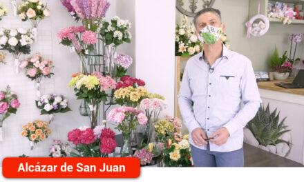 Las floristerías se convierten en gestores directos de la cita previa con  la que se regulará el acceso al cementerio municipal en los días previos al Día de Todos los Santos