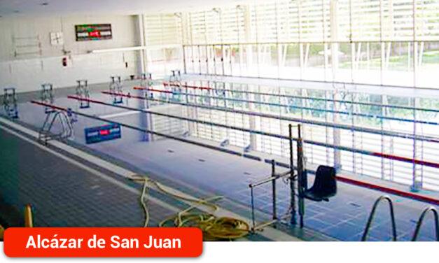 La piscina cubierta abre sus puertas el lunes 2 de noviembre